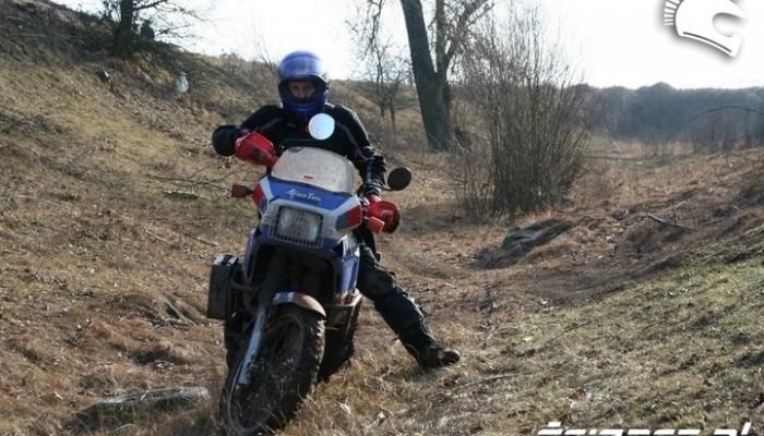 Syberian Express, czyli motocyklowa tułaczka po Rosji