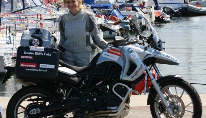 Syria i Jordania 2009, czyli kobieta na motocyklu śladami starożytności