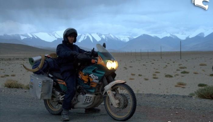 Wyprawa motocyklowa do Azji Centralnej