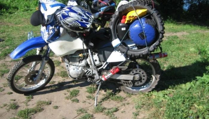 Wyprawy motocyklowe - szkoła pakowania