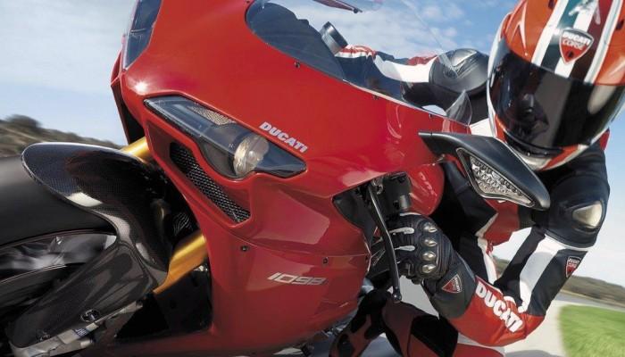 Używane Ducati 1098 - nie do zajechania