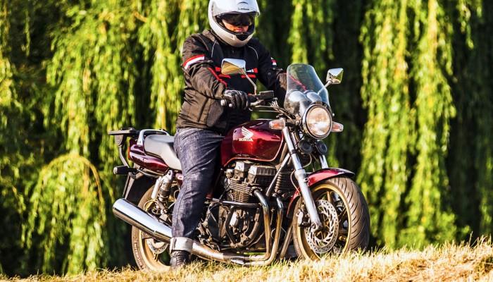 Honda CB750 Seven Fifty - przyjazny klasyk [MOTOCYKL UŻYWANY]