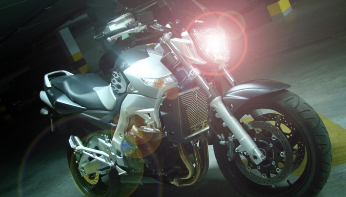 Używany Suzuki GSR600 po 30 000 km