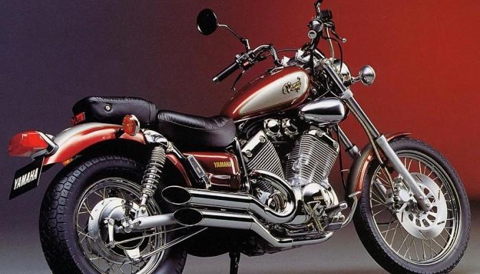 Yamaha Virago 535 - youngtimer