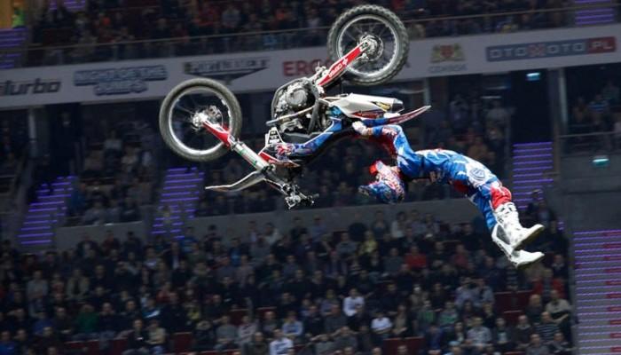 Mistrzostwa Świata FMX i Tandem Backflip porwały polską publiczność