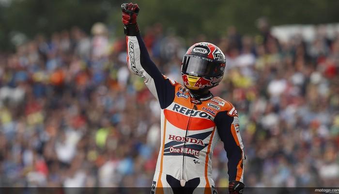 MotoGP w Japonii - Marc Marquez Mistrzem Świata!