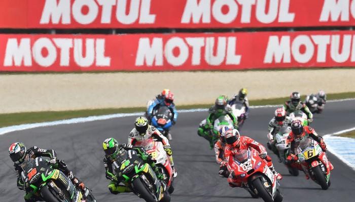 Iannone i Espargaro zawiedzeni po GP Australii
