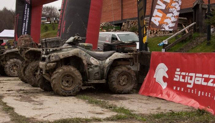 Przeprawowe Mistrzostwa i Puchar Polski ATV PZM Dragon Winch już w ten weekend!