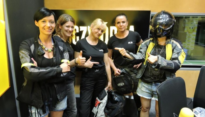 GirlsTrip - kobiety na motory w szczytnym celu