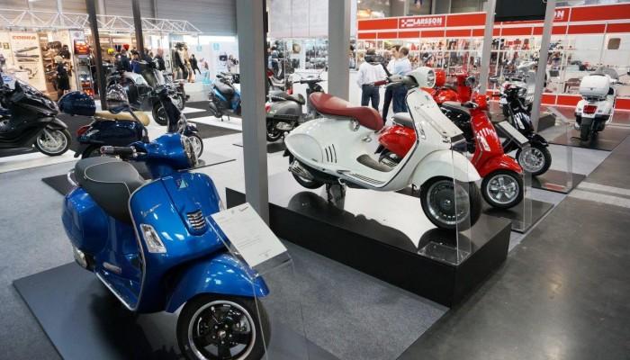 Rynek motocyklowy w kwietniu 2016