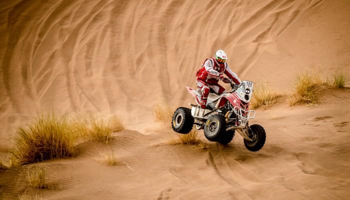 Rajd Maroka: Sonik na pozytywnej agresji