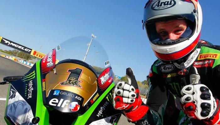 Testujemy motocykl Mistrza Świata World Superbike!!!