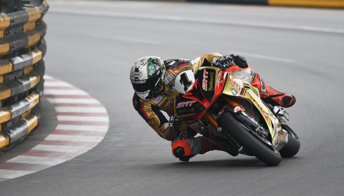 Peter Hickman wygrywa Macau Grand Prix 2016