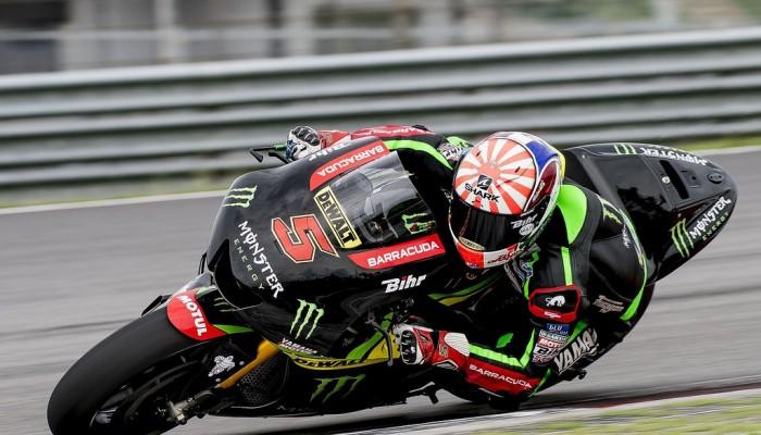 MotoGP na torze Sepang - dzień drugi