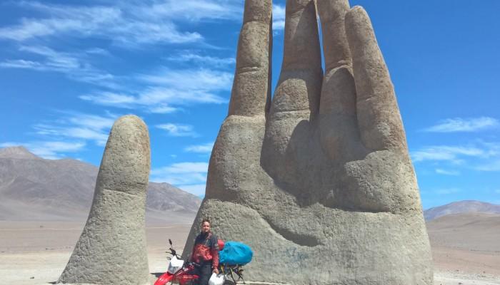 Przez Andy na motocyklu - część IV - powrót do Chile