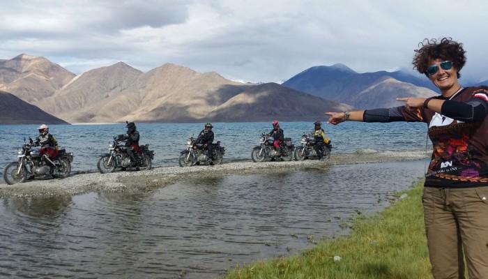 Orlice na Motocyklach - film Moto Himalaya 2016 i zaproszenie na 2017