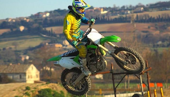 Moto Expo 2017: Motocrossowa ekipa Lobo Racing da pokaz