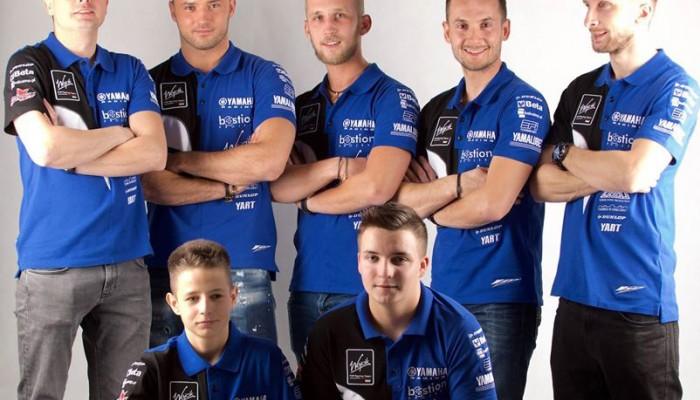 Zawodnicy Wójcik FHP YART Racing Team na Targach Moto Expo w Warszawie