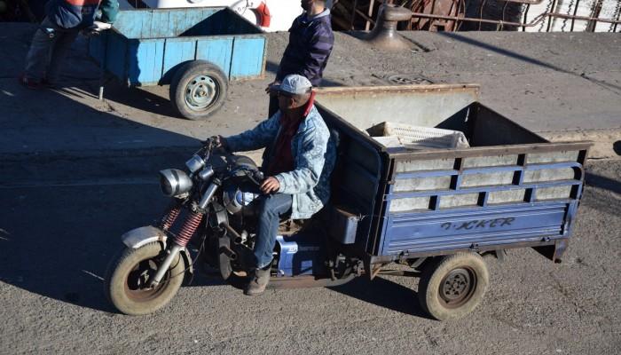 Podróże motocyklowe: Motocykle w Maroko