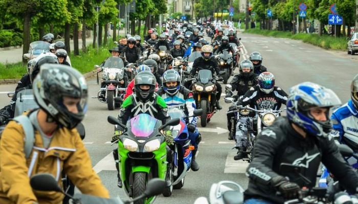 Zloty motocyklowe w maju 2017