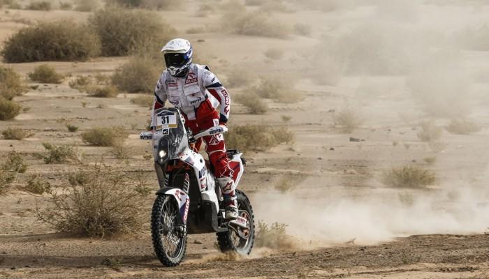 ORLEN Team wysoko w Afriquia Merzouga Rally