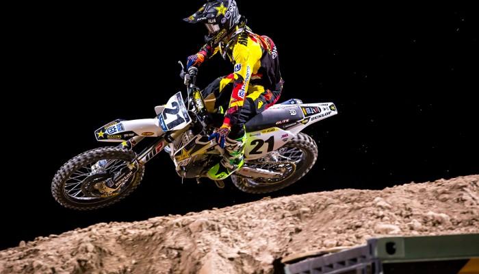 Wyniki 7 rundy Motocrossowego Grand Prix Łotwy oraz Las Vegas Supercross