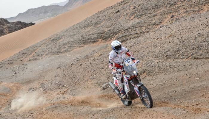Maciej Giemza awansuje w klasyfikacji generalnej