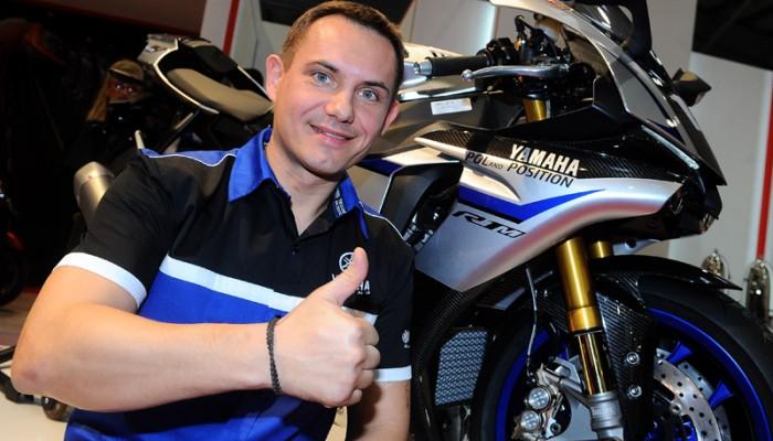 Paweł Szkopek wraca na motocykl