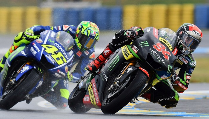 MotoGP 2017: Grand Prix Francji - porażki faworytów i zmiana lidera