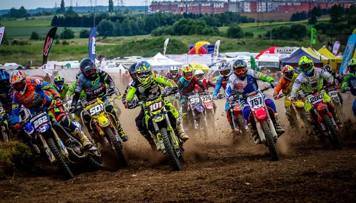 Relacja z gdańskiej rundy Mistrzostw Polski w Motocrossie ORLEN MX MP 2017