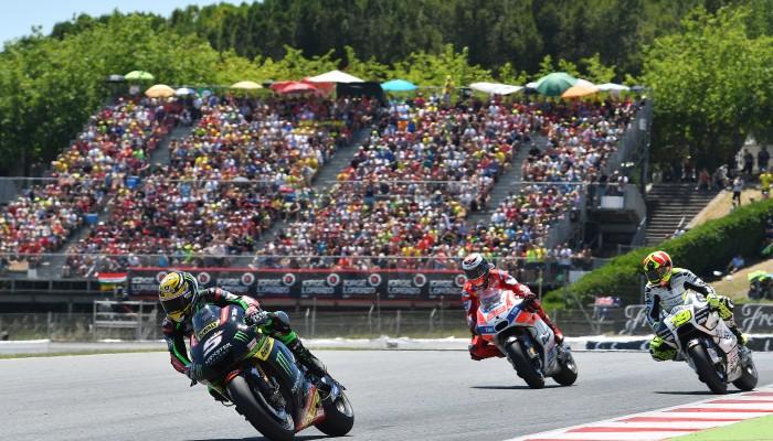 MotoGP - Motul TT Assen - danie główne niedzielnego popołudnia
