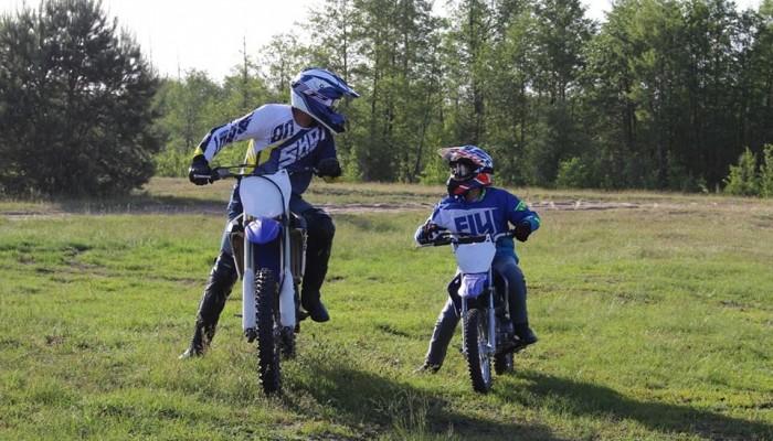 Wypożyczalnia motocykli crossowych na Mazowszu