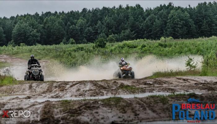 Arek Lindner po 7. etapie Breslau Rallye: na to właśnie czekałem!