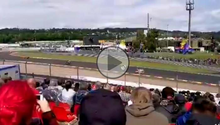 MotoGP Niemiec na torze Sachsenring - bezpośrednia relacja