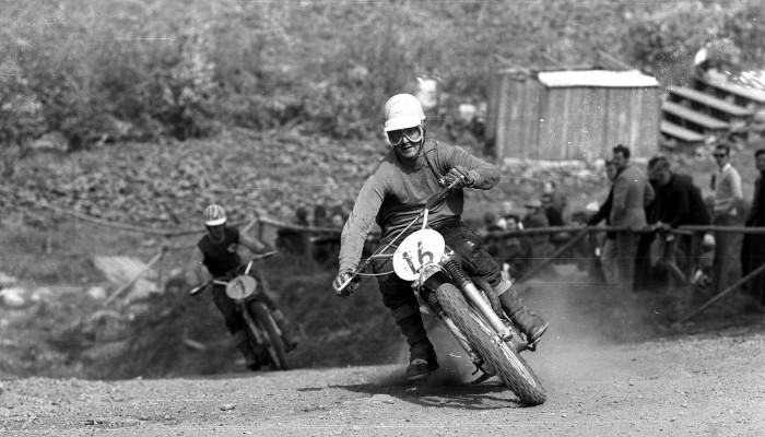 Torsten Hallman - niesamowity debiut legendy motocrossu