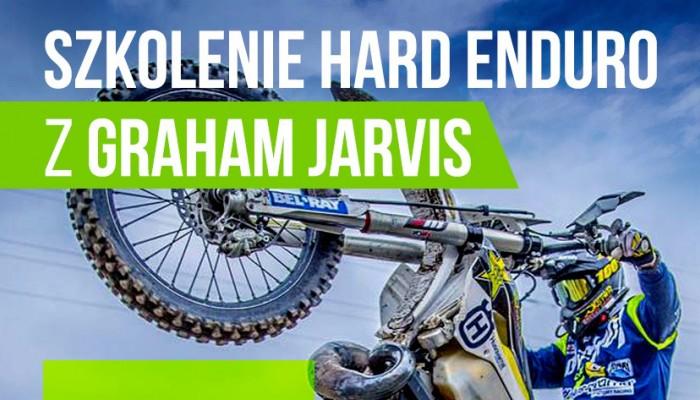 Wyjątkowe szkolenie hard enduro z samym Grahamem Jarvisem