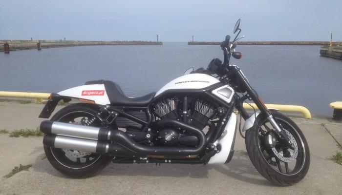 Harley-Davidson Night Rod Special - ostatnie pożegnanie