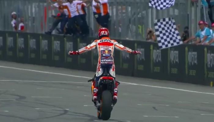 MotoGP - Grand Prix Czech na torze w Brnie