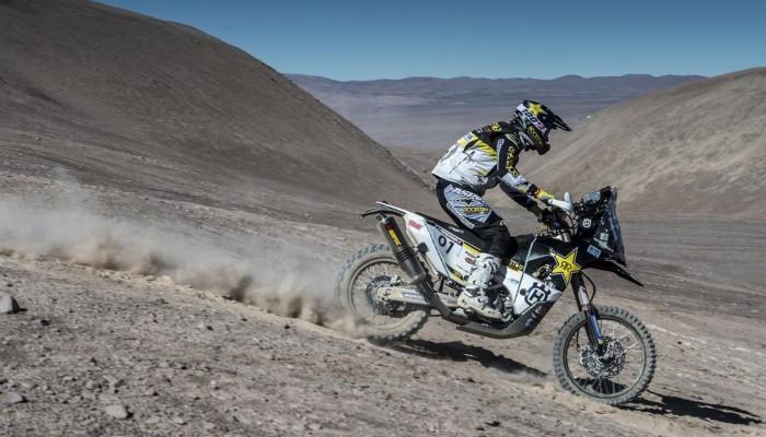 Pablo Quintanilla wygrywa Atacama Rally 2017