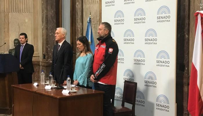 Rajdowy akcent wystawy o Polakach w Argentynie