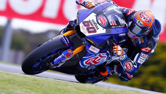 Jest zastępstwo za Rossiego w ekipie Movistar Yamaha na MotoGP Aragonii