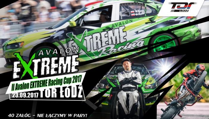 Ekstremalne zawody na Torze Łódź! II Avalon EXTREME Racing Cup już 23 września