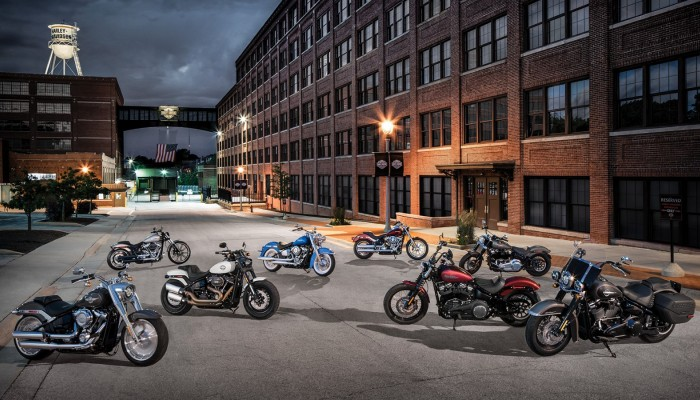 Dni otwarte w salonach Harley-Davidson