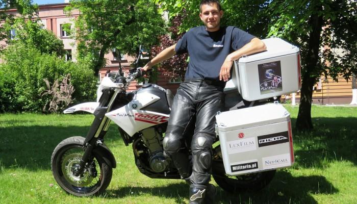 Polska sprawiedliwość, czyli Urząd Celny chce okup za twój motocykl
