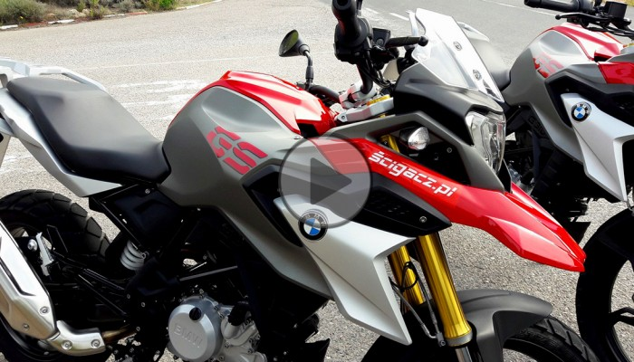 Nowe BMW G 310 GS - pierwsze wrażenia