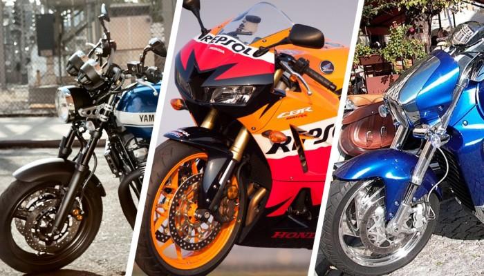 6 wspaniałych motocykli, które zabiła norma Euro4