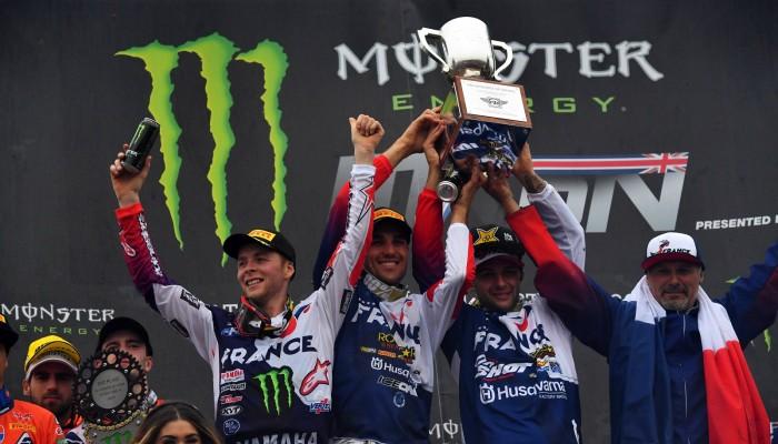 podium francia z