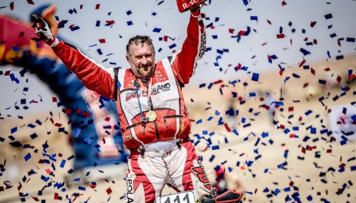 Rafał Sonik po raz ósmy na podium Pucharu Świata