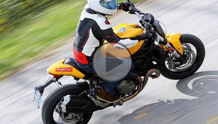 Ducati Monster 821 - na gorąco z testów w Rimini
