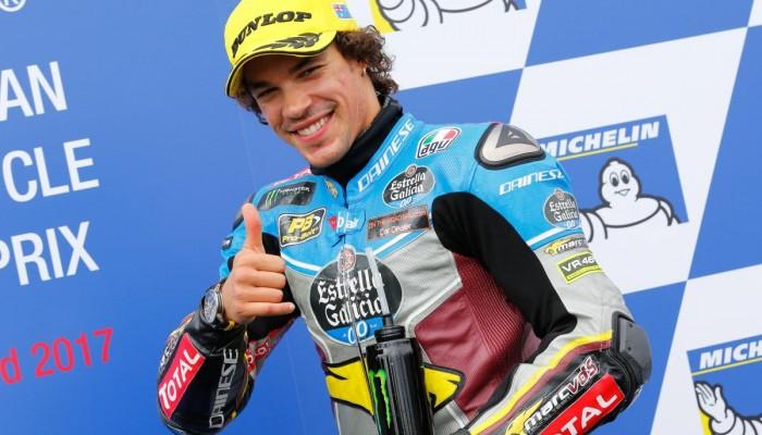 Mamy Mistrza Świata w Moto2. Tytuł zdobyty przez kontuzję